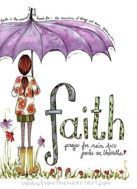umbrella faith
