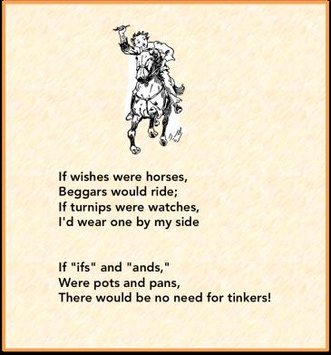 wisheshorses